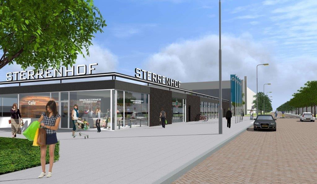 Spijkenisse – Sterrenhof - Centrum Projecten